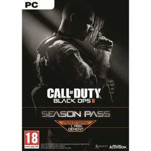 Call of duty black ops II season pass sur PC