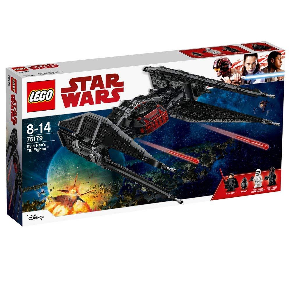 Jeu de construction Lego Star Wars 75179 - Kylo Ren's Tie Fighter