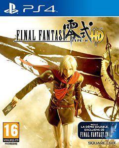 Final Fantasy Type 0 HD sur PS4 et XBOX One