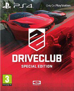 Jeu Drive Club Edition Spéciale sur PS4