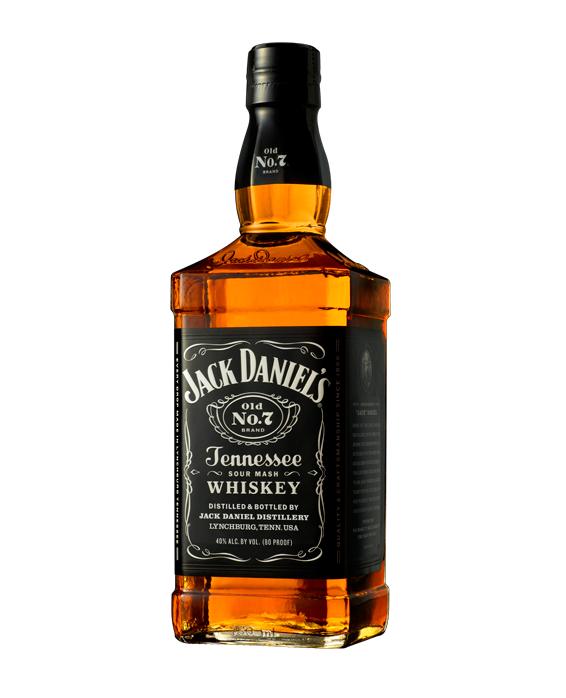 Lot de 3 Bouteilles de Whisky Jack Daniel's n°7 - 3 x 0.7L (vonfloerke.com)