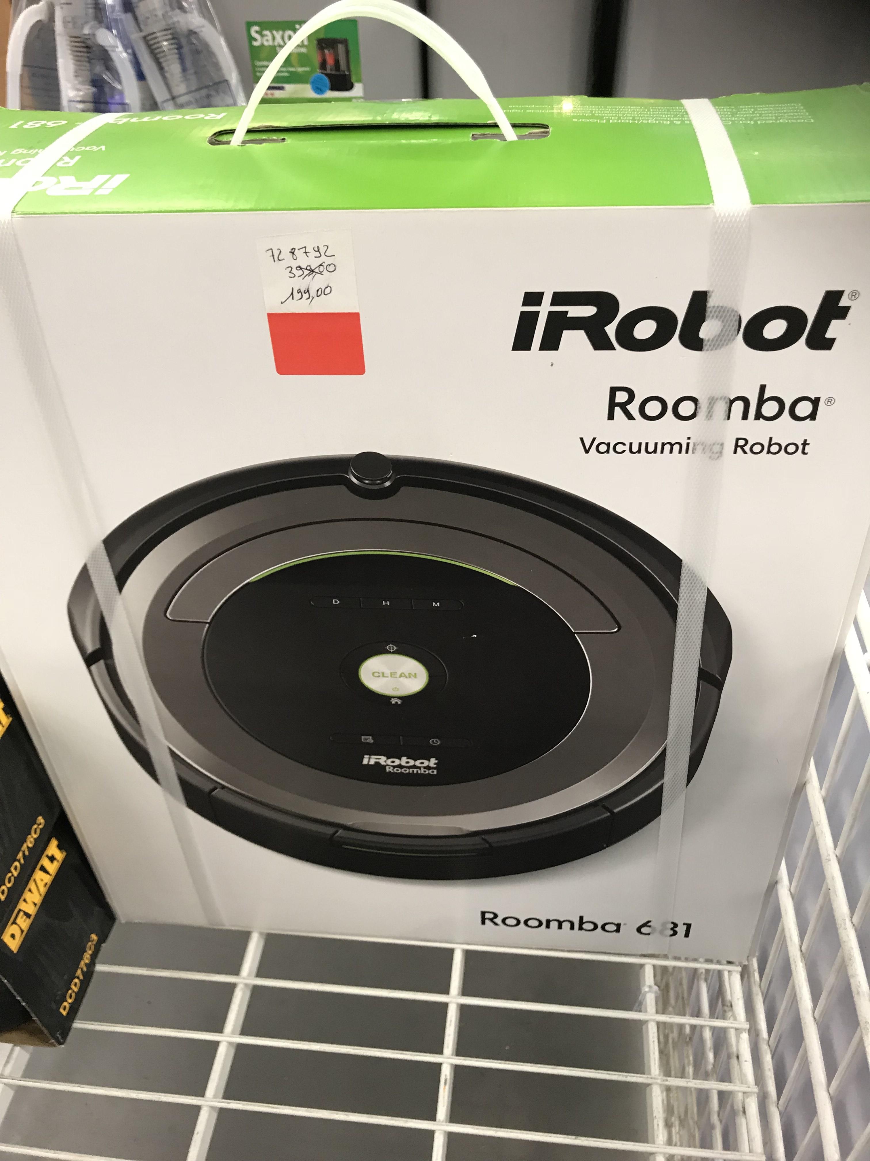 Aspirateur robot Roomba 681 - Villabé (91)