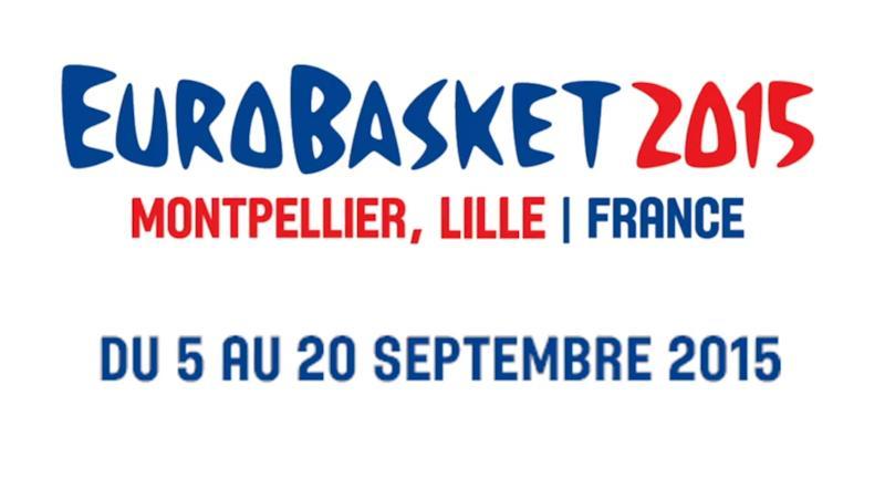 Places pour l'Eurobasket 2015 (du 5 au 20 septembre)
