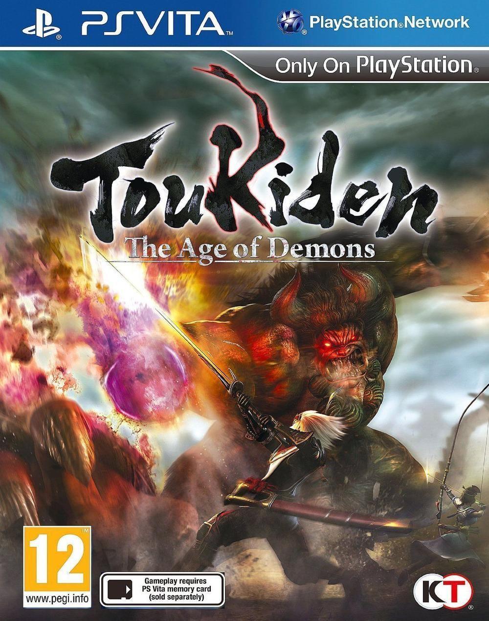 Jeu Toukiden : The Age Of Demons sur PS Vita