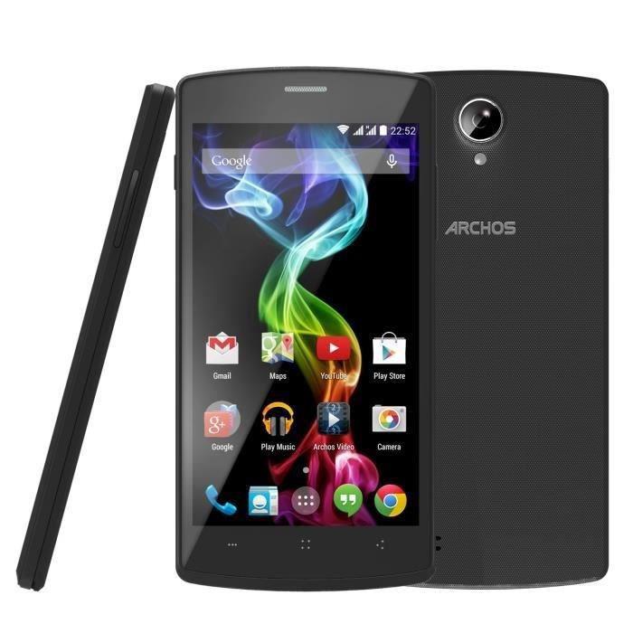 """Smartphone 5"""" Archos 50B Platinium"""
