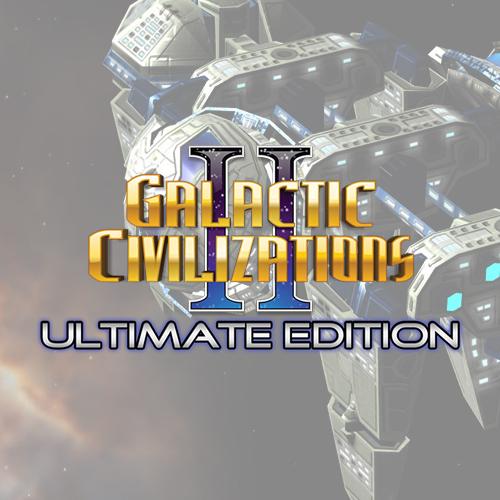 Galactic Civilizations 2 - Ultimate Edition Gratuit sur PC (Dématérialisé - Steam)