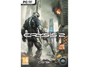 Jeu PC Crysis 2 dématérialisé