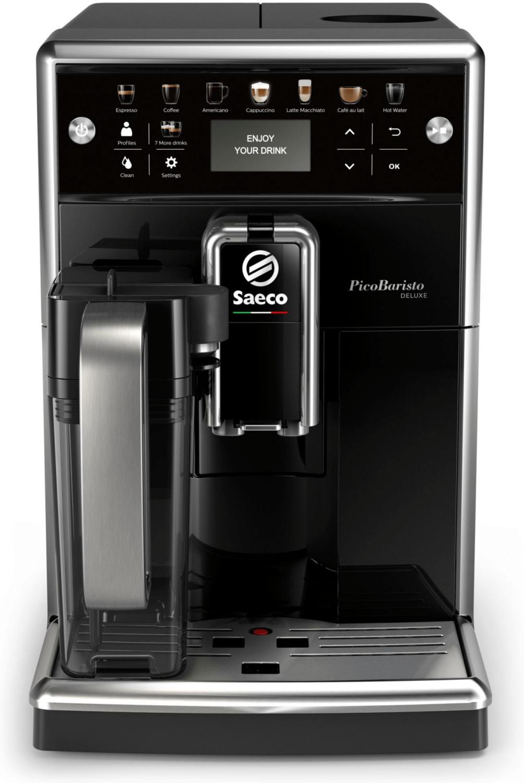 Machine à expresso automatique Saeco SM5570/10 PicoBaristo Deluxe (frontaliers Allemagne)