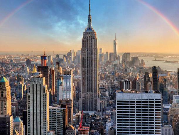 Sélection de vols A/R pour Bruxelles - New york - Ex : Du 13 au 27 Novembre 2018