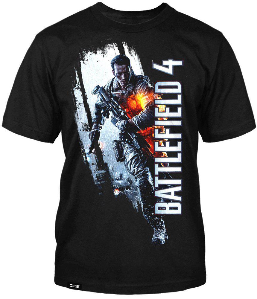 T-shirt homme Battlefield 4 / Diablo