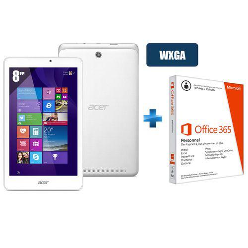 "Tablette 8"" Acer  Iconia Tab 8 - 32 Go windows 8"