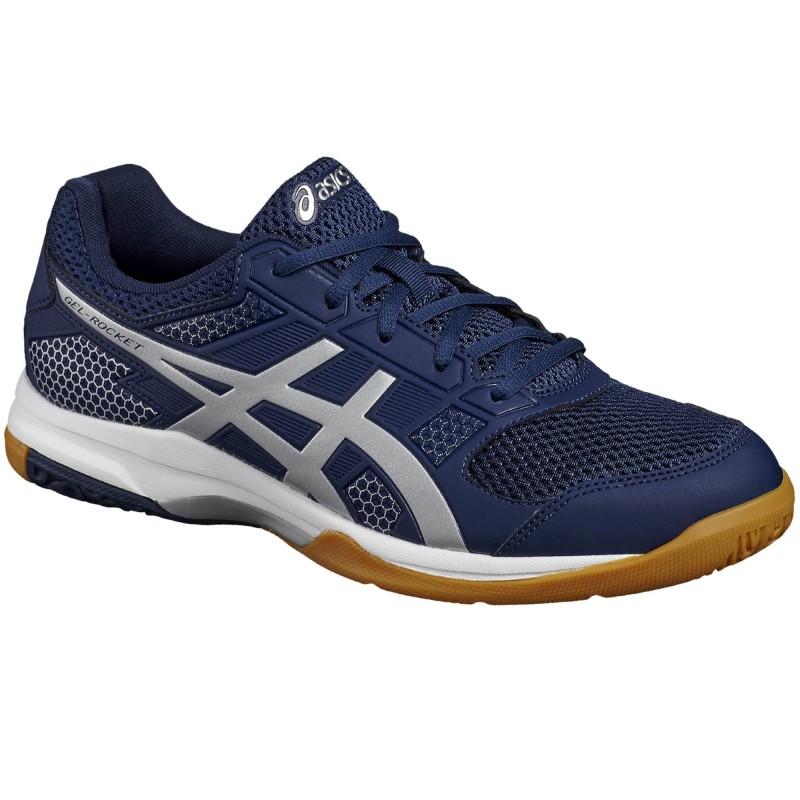 Chaussures Asics Gel Rocket 8 - Bleu (Tailles au choix)
