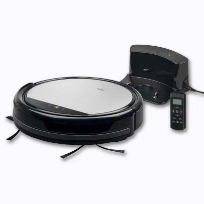 Aspirateur robot Quigg MD 18500 - Avec télécommande
