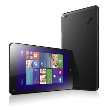 "Tablette tactile 8"" Lenovo ThinkPad 8 - 20BN001RFR - 128 Go SSD - Full HD"