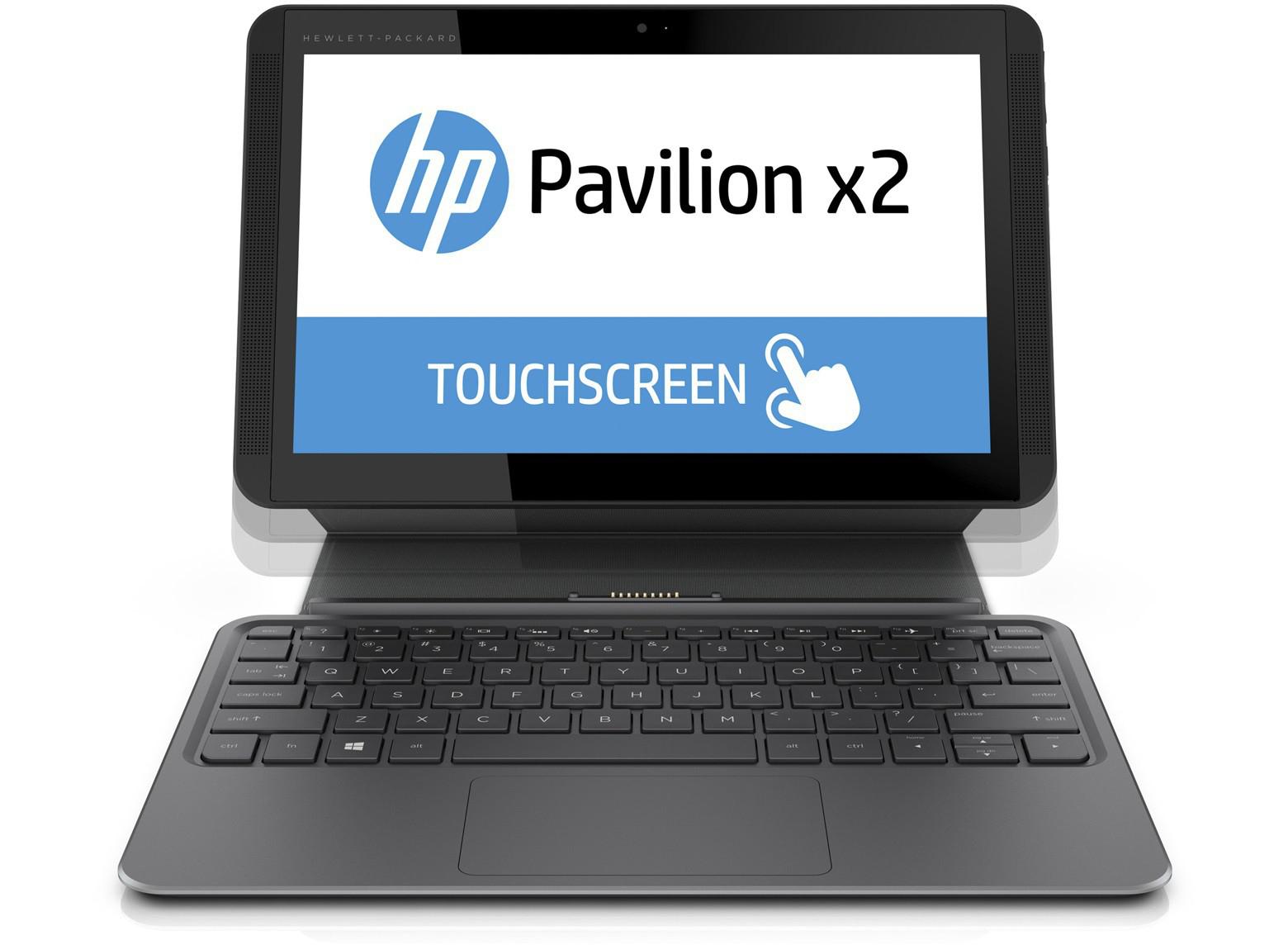 PC Convertible HP Pavilion x2 10-k006nf (Avec ODR de 50€)