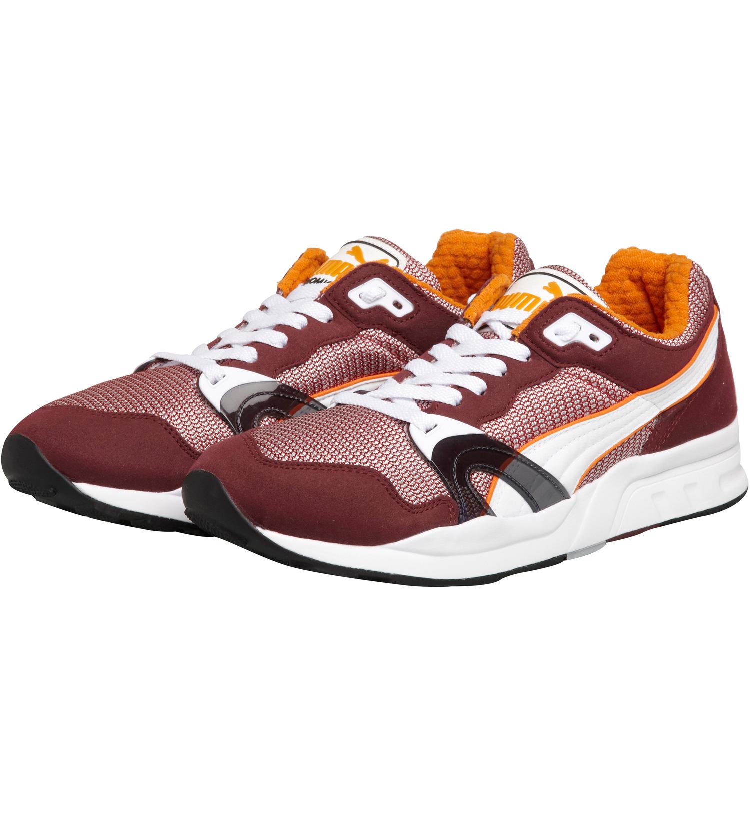 Chaussures de Running Puma Trinomic XT1 Plus Bordeaux