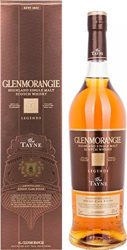 1 Bouteille de Whisky Malt Glenmorangie The Tayne - 1L