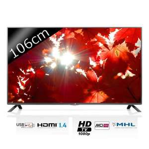 "TV LED 42"" LG 42LB5610 Full HD"