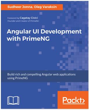 eBook gratuit Angular UI Development (Dématérialisé - Anglais)
