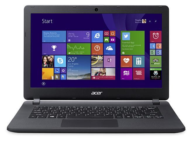 """PC portable 13.3"""" Acer Aspire (Celeron N2840, 4 Go Ram, 500 Go HDD)"""
