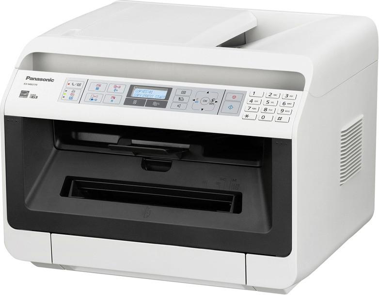 Imprimante multifonction laser monochrome Panasonic KX-MB2170 WIFI USB LAN