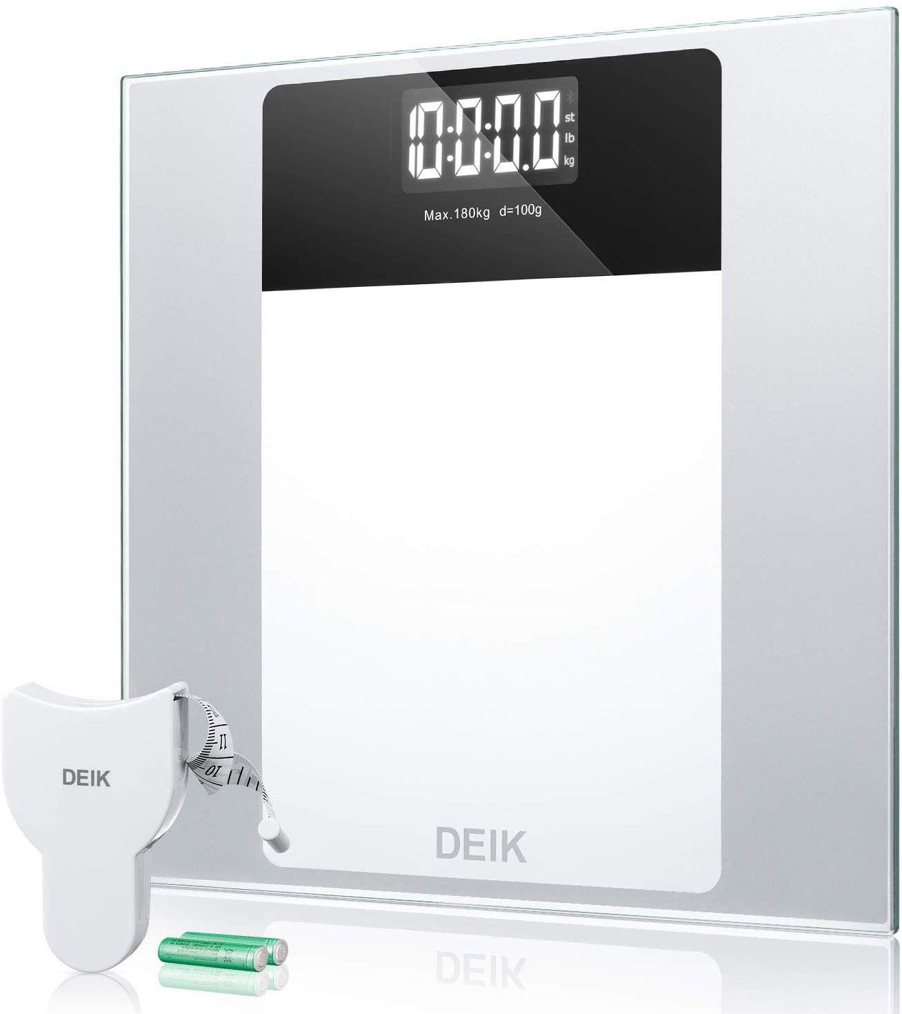 Pèse personne Deik + Ruban à mesurer (vendeur tiers)