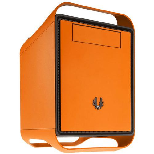 Boitier PC Mini ITX Bitfenix Prodigy Orange