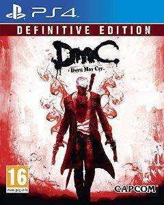 Jeu Devil May Cry - Definitive Edition sur PS4