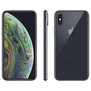 """Smartphone 5.8"""" Apple iPhone XS - 64 Go - Gris Sidéral (Frontaliers Suisse)"""