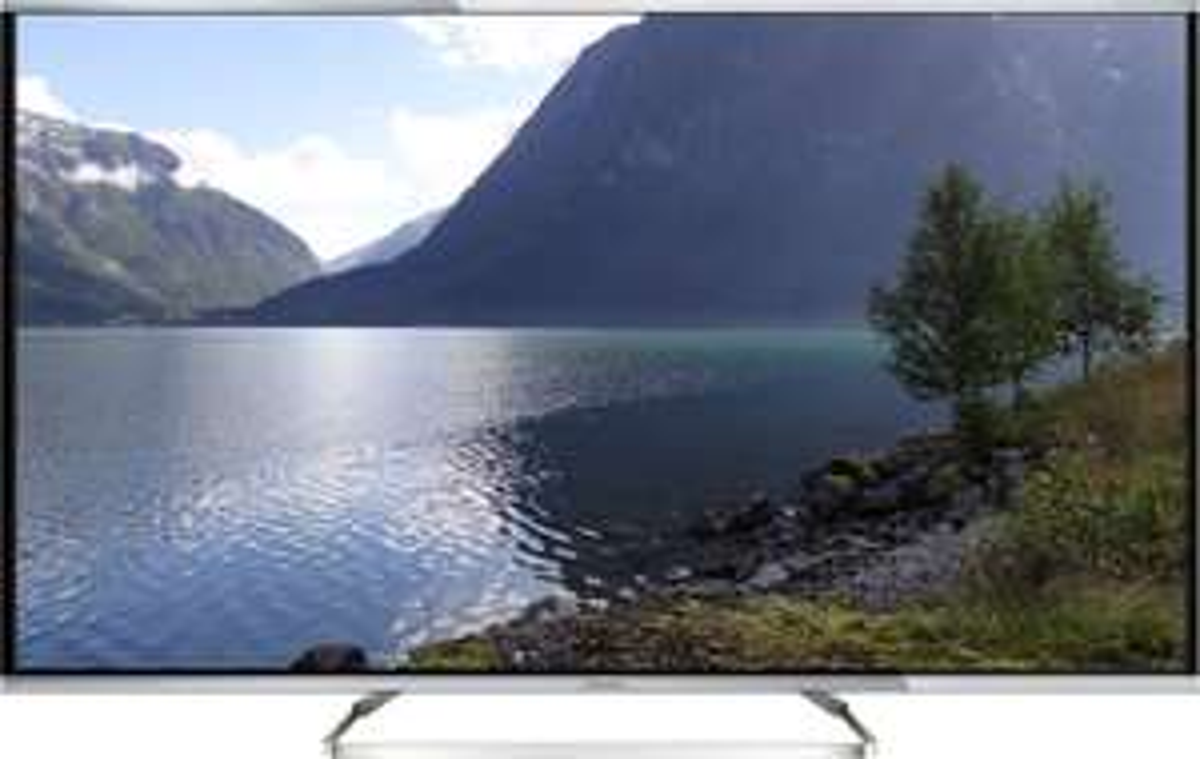 """TV LED 55"""" Panasonic TX 55AX630E ( + bon de 41 € de superpoint rakuten offert ) - 3D, 4K"""