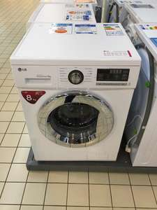 Lave-linge frontal LG F84802WH