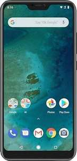 "Smartphone 5.84"" Xiaomi Mi A2 Lite - full HD+, SnapDragon 625, 3 Go de RAM, 32 Go"