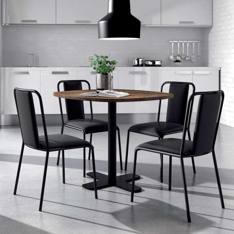 """15% de réduction sur les tables sur l'ensemble des tables - Ex : Table de cuisine """"Spinner"""""""