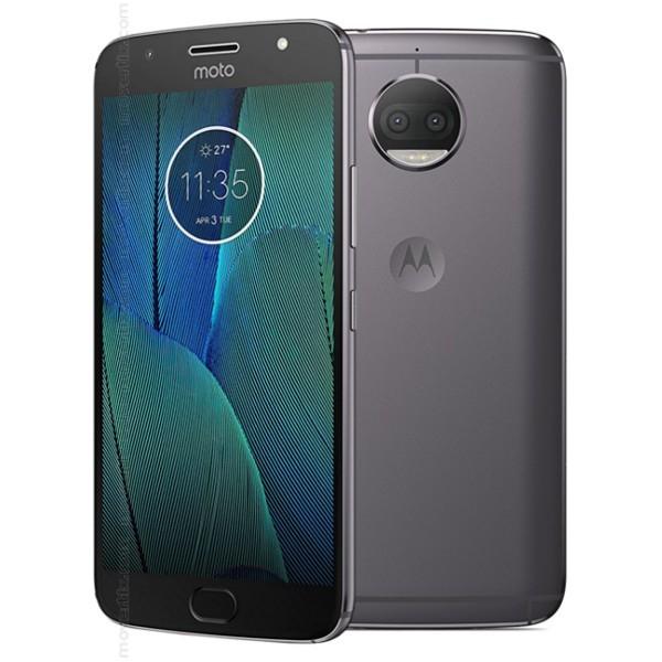 "Smartphone 5.5"" Motorola Moto G5S Plus - Full HD, Snapdragon 625, 4 Go RAM, 32 Go, double capteur photo, dual SIM"