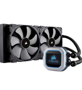 Watercooling AiO Corsair Hydro H115i Pro RGB - 280mm