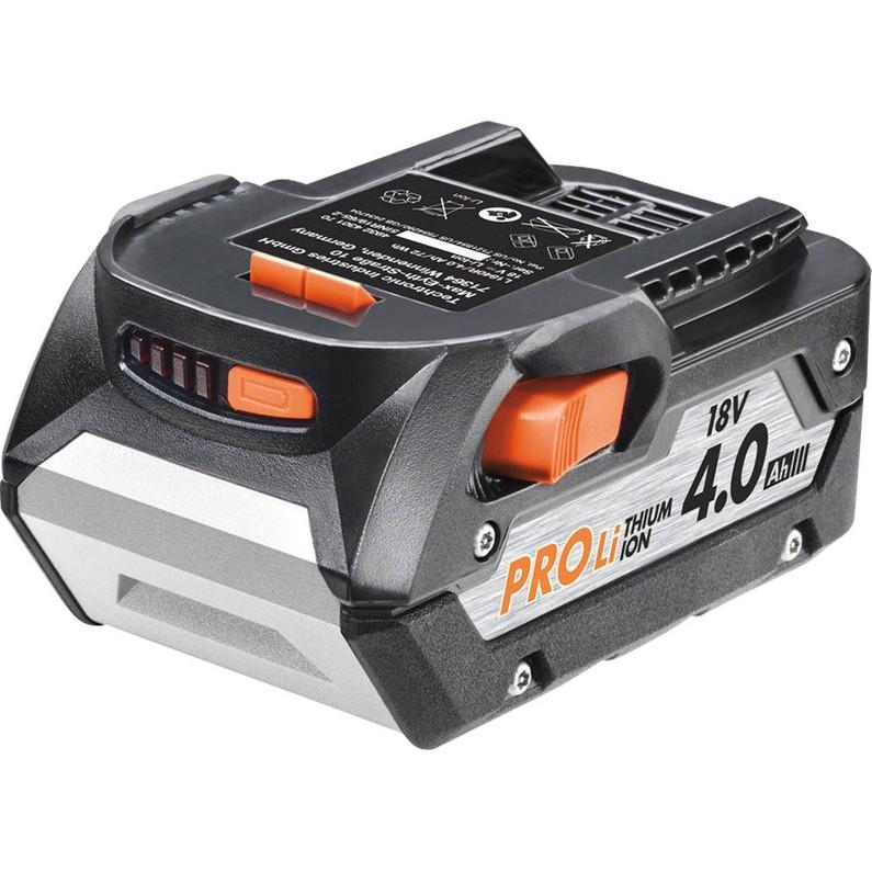 Batterie de remplacement pour outillage AEG L1840R - 4 Ah, 18 V