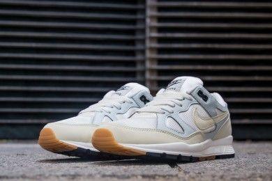 Chaussures Nike Air Span II Sail Fossil - Tailles 36 au 40,5