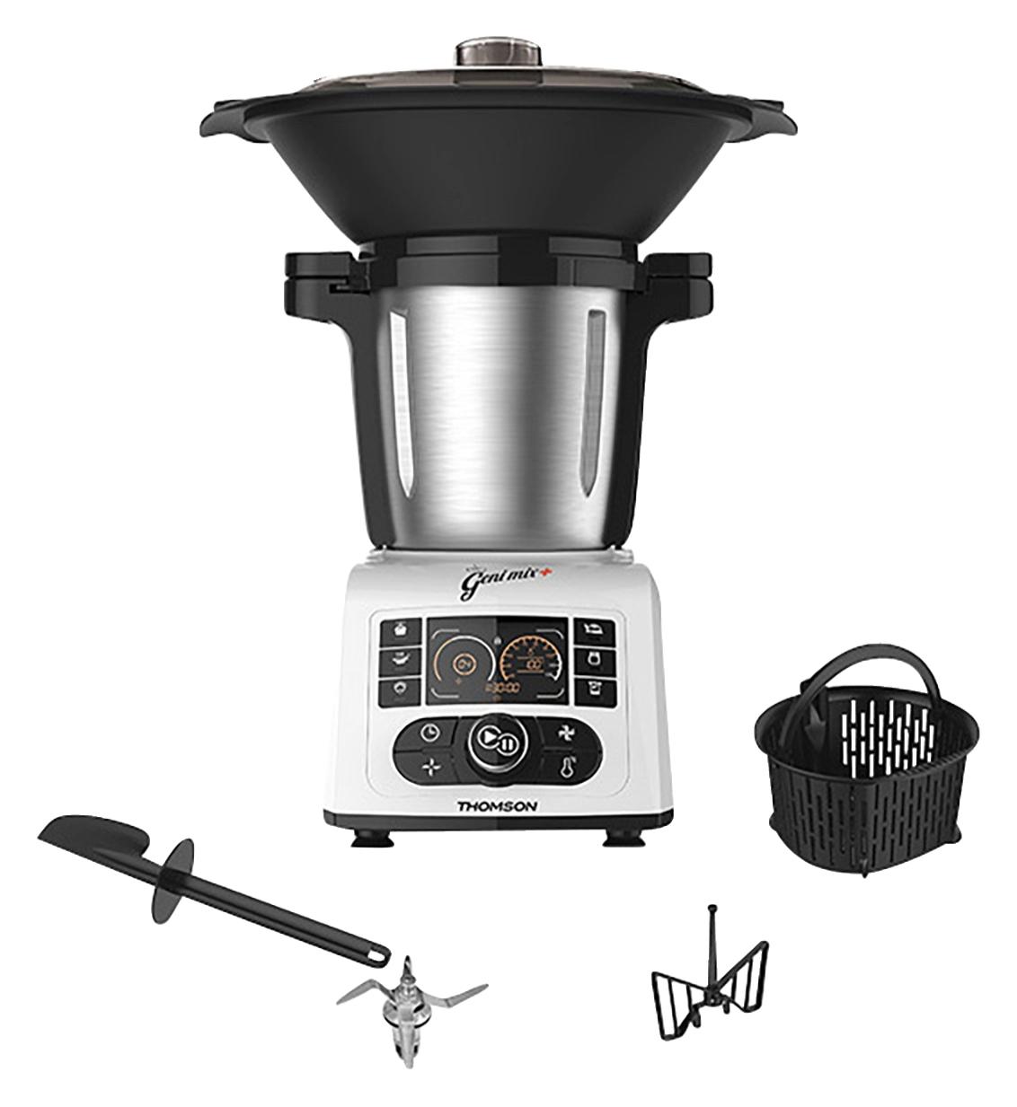 Robot-cuiseur Thomson Genimix (1500 W) + accessoires