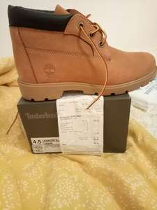 Bottines enfant Timberland Chukka wheat - Roppenheim (67)