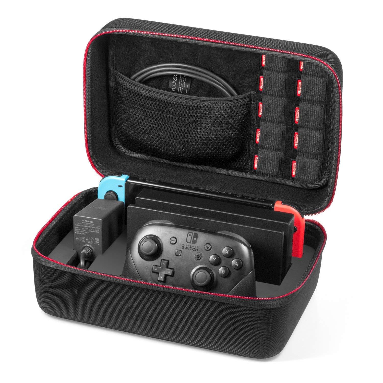 Étui de rangement Younik Deluxe pour Nintendo Switch (vendeur tiers)