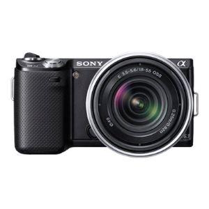 SONY Alpha NEX-5NK Noir avec ODR(50€)
