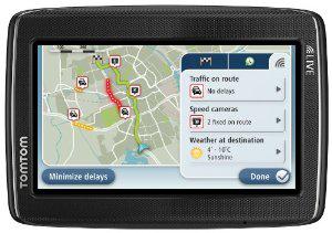 GPS TomTom Go Live 820 - Carte Ireland Royaume-Uni