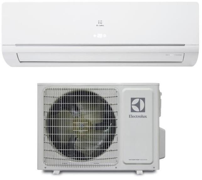 Climatisateur réversible Electrolux avec Pompe à chaleur - 3500W