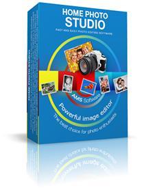 Logiciel Home Photo Studio