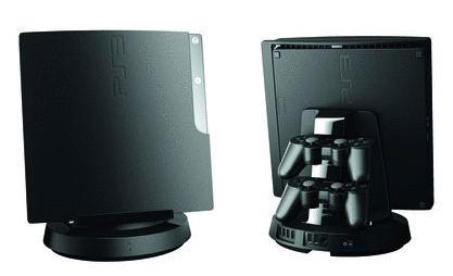 Vogel's GPD3200 Support rotatif pour PS3 Slim et ancienne génération - Noir