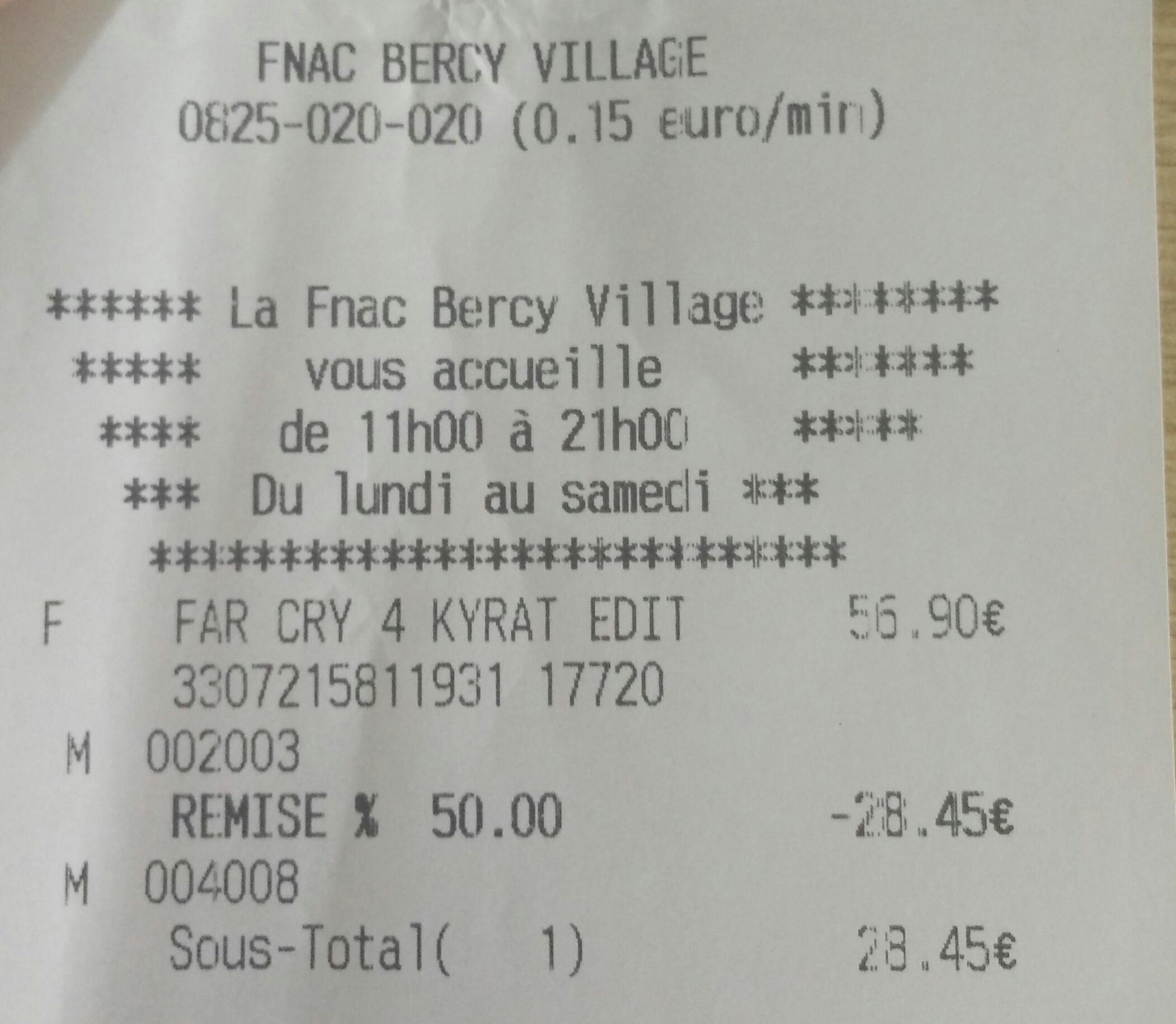 Jeu Far cry 4 Kyrat Édition PC/PS4/Xbox one