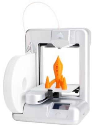 Imprimante 3D Cube 3D - Blanche