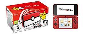 Console Nintendo New 2DS XL - Édition Pokéball