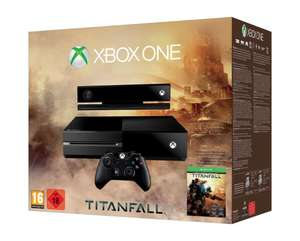Console Microsoft Xbox One + Kinect + TitanFall