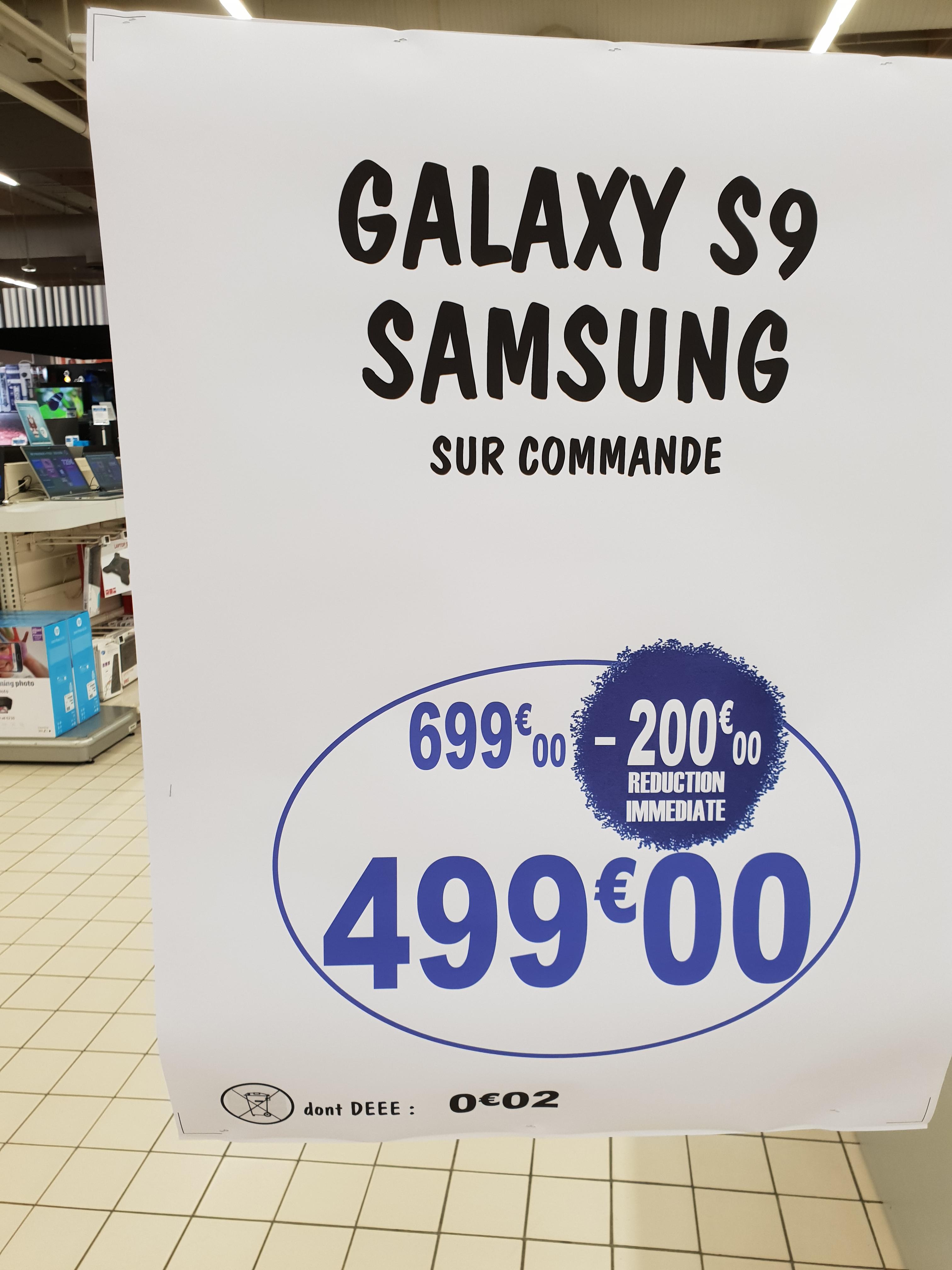 """Smartphone 5.8"""" Samsung Galaxy S9 - Exynos 9810, 4 Go de RAM, 64 Go, Quad HD - Saint Orens (31)"""